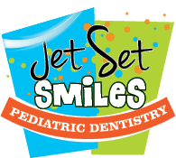 Jet Set Smiles Logo | Pediatric Dentist in Phoenix