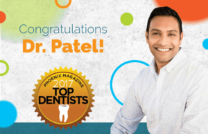 Dr Patel Dental Award