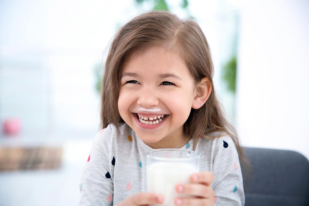 How Milk May Help Reduce Tooth Decay Caused by Sugary Foods