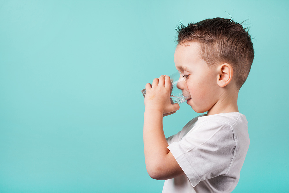 How Do You Treat Dry Mouth in Children