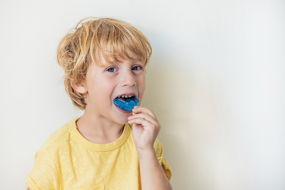 Should My Child Use a Mouthguard During Sports?