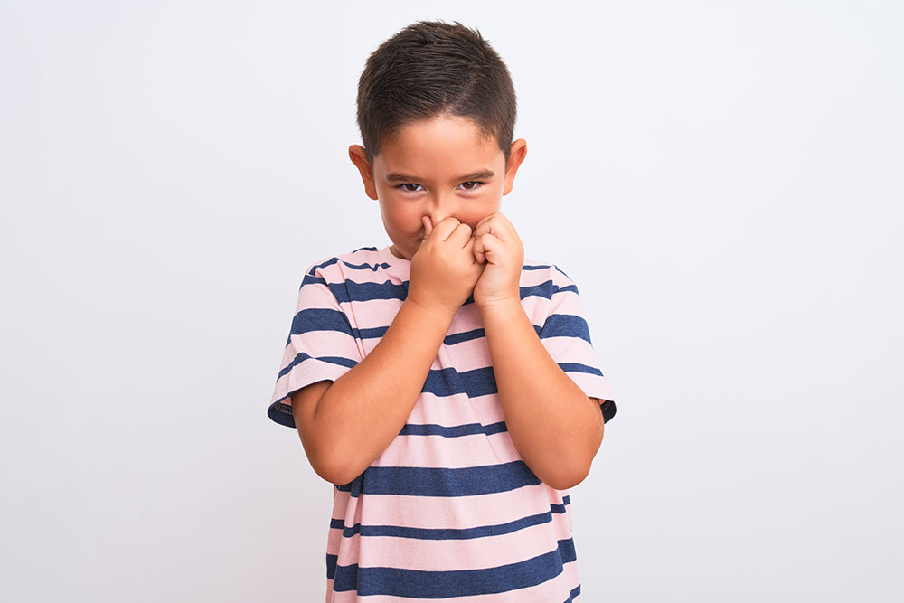 What Causes Bad Breath in Toddlers?