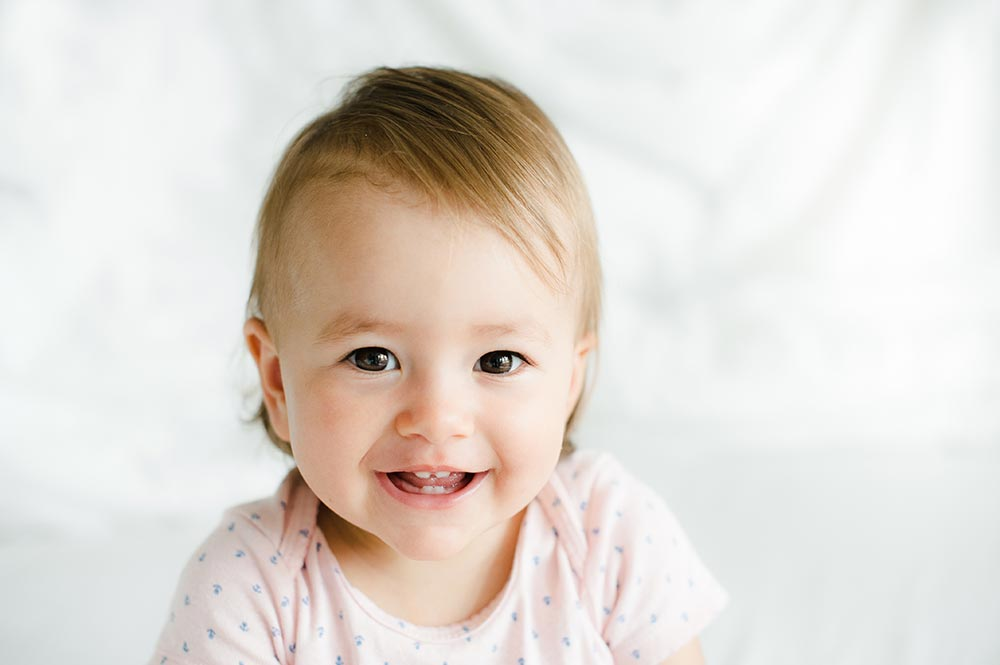 What Causes Spots on Baby Teeth?